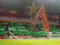 Spor Toto Süper Lig'de 6. haftanın en önemli maçı Galatasaray ile Fenerbahçe arasındaydı.