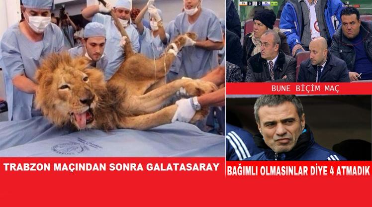 Galatasaray Trabzonspor capsleri