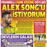 Gazete manşetlerinde yeni başlayan Süper Lig maçları ile transfer haberleri ön plana çıktı.