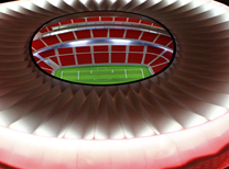 rda Turan'ın takımı Atletico Madrid Vicente Calderon Stadı'na veda etmeye hazırlanıyor. 1966'da inşa edilen efsane statta, uzun yıllardır maçlar yapan İspanyol ekibi gelecek sezondan itibaren karşılaşmalarını yeni bir stadyumda oynayacak.