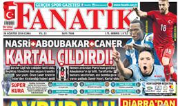 26 Ağustos Gazete Manşetleri