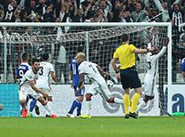Beşiktaş - Dinamo Kiev foto galeri