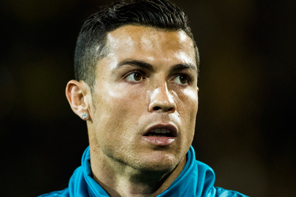 Real Madrid'in ünlü yıldızı Cristiano Ronaldo kendini anlattı.