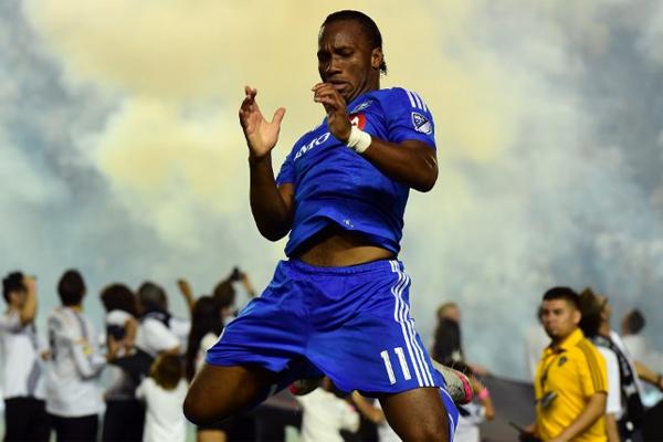 ABD'nin Phoenix Rising takımında forma giyen Fildişi Sahilli golcü Didier Drogba, gelecek sezonun sonunda futbolculuk kariyerini noktalayacağını açıkladı.