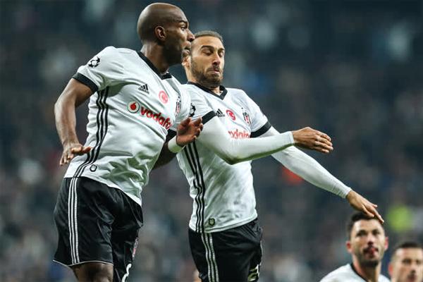 Şampiyonlar Ligi'nde 7. kez mücadele eden ve en yüksek puanına bu sezon ulaşan Beşiktaş, bu alandaki rekorunu geliştirmeyi sürdürdü. Beşiktaş, puan rekorunu 10'a yükseltti.