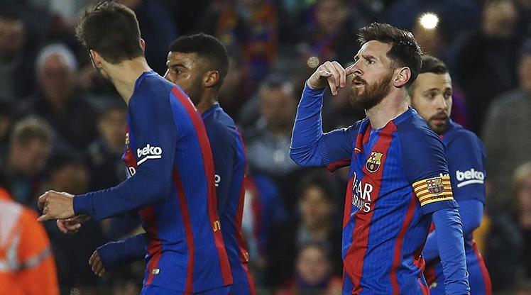 Aradığınız Messi'ye şu anda ulaşılamıyor
