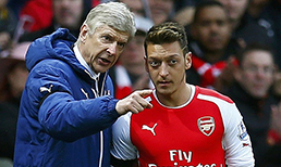 Wenger'den Mesut Özil iddiası