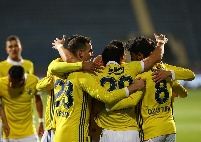 Osmanlıspor-Fenerbahçe foto galerisi