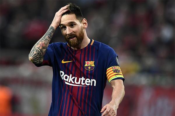 Barcelona'nın Sevilla'yı 2-1 mağlup ettiği karşılaşma Lionel Messi açısından çok ayrı bir önem taşıyordu.