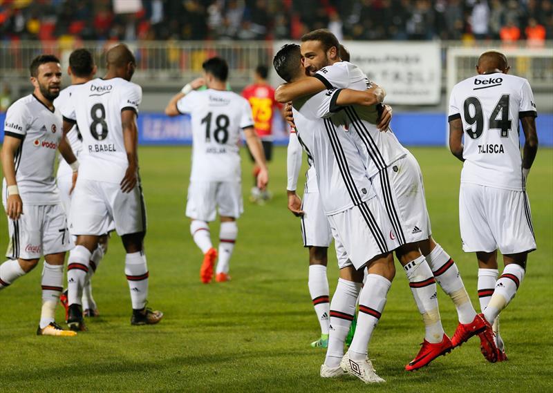 Spor yazarları Göztepe-Beşiktaş maçını yorumladı