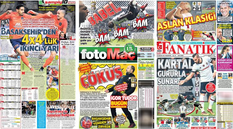 18 Aralık gazete manşetleri