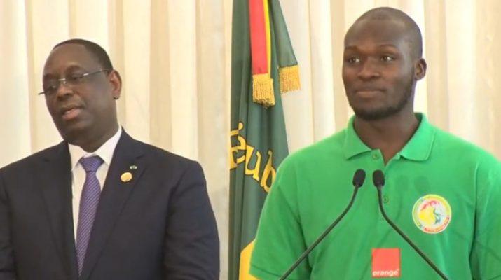Senegalli oyunculardan ilginç istekler