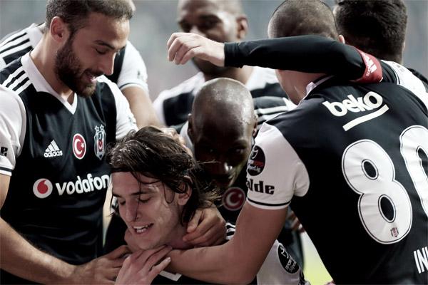 Beşiktaş, UEFA sıralamasında tırmanıyor.
