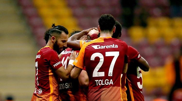 Galatasaray - Gençlerbirliği foto galerisi