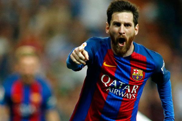 Messi'nin performansı sosyal medyayı salladı