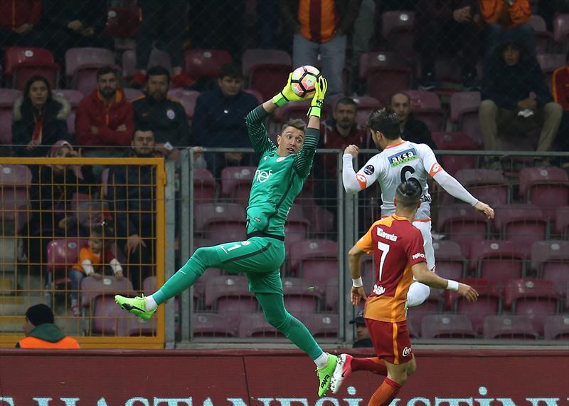 Galatasaray-Adanaspor foto galerisi