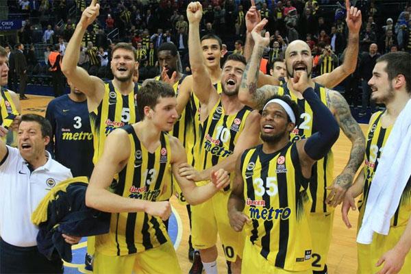 THY Avrupa Ligi Dörtlü Finali'nde mücadele edecek Fenerbahçe, kupayı İstanbul'da kaldırarak, tarihinde ilk kez şampiyon olmak istiyor.