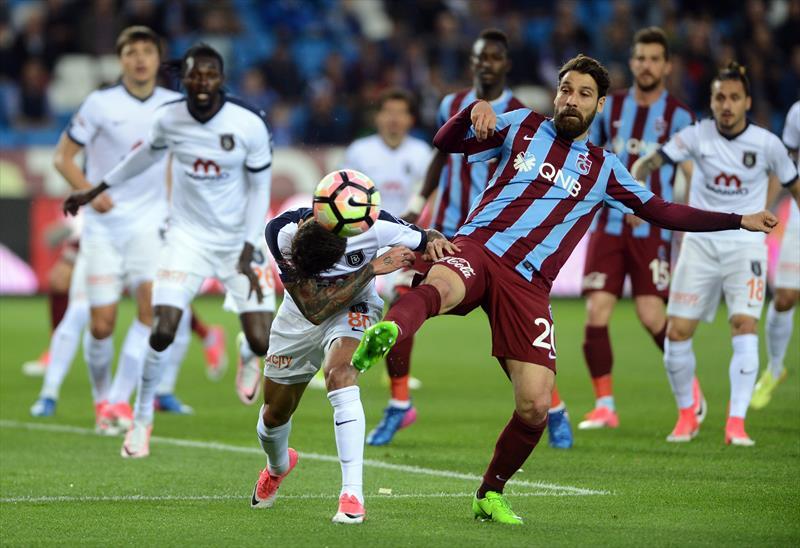 Trabzonspor-Medipol Başakşehir foto galerisi