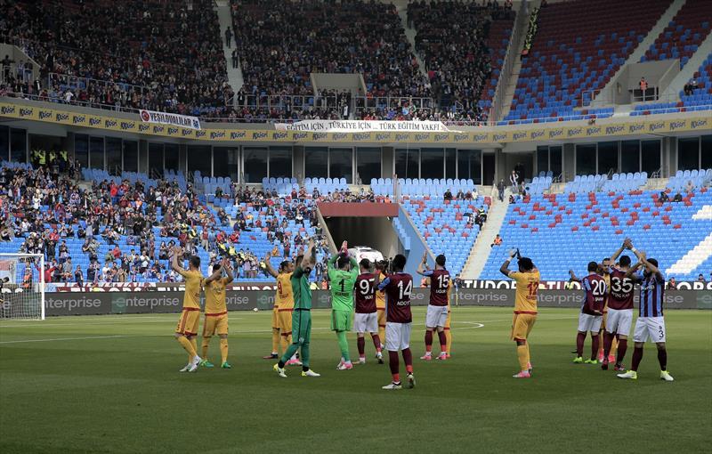 Trabzonspor-Kayserispor foto galerisi