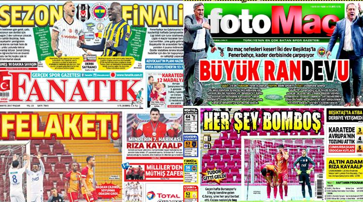 7 Mayıs gazete manşetleri