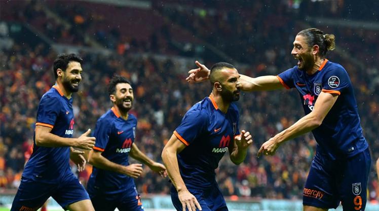 İşte Başakşehir'in 3 büyüklerden transferleri!
