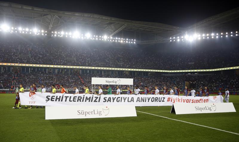 Trabzonspor-Atiker Konyaspor foto galerisi