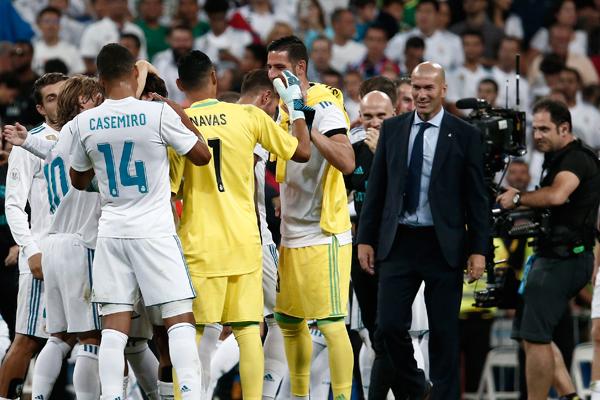 Real Madrid, Barcelona karşısında İspanya Süper Kupası'nı kazanırken hiç zorlanmadı.