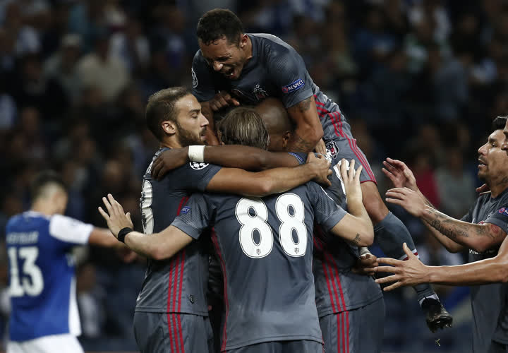 Spor yazarları Porto-Beşiktaş maçını yorumladı