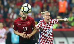 Türkiye - Hırvatistan foto galeri