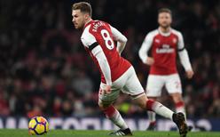 Ramsey Avrupa'yı karıştırdı!