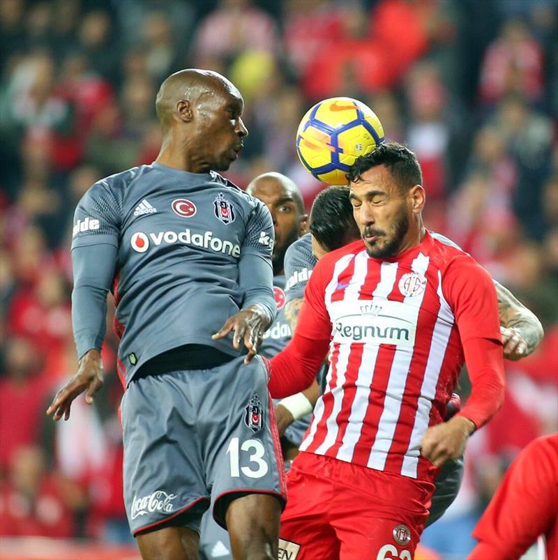 Antalyaspor - Beşiktaş foto galerisi