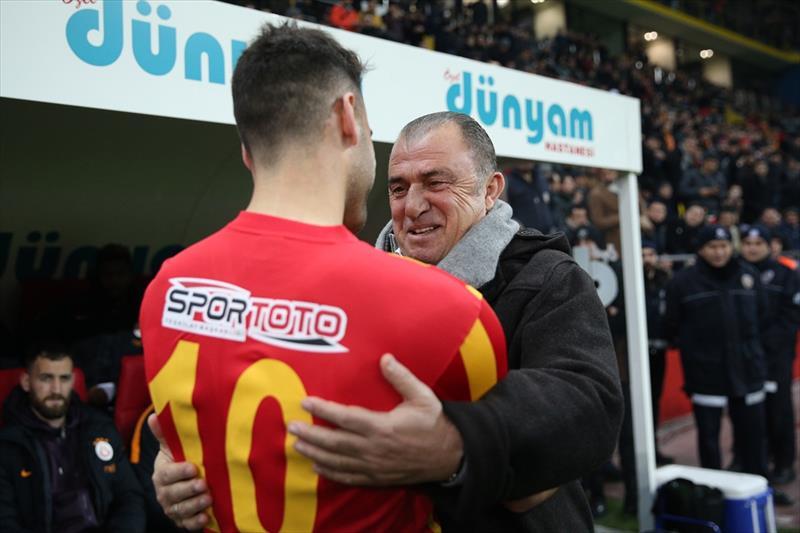 Kayserispor - Galatasaray foto galerisi