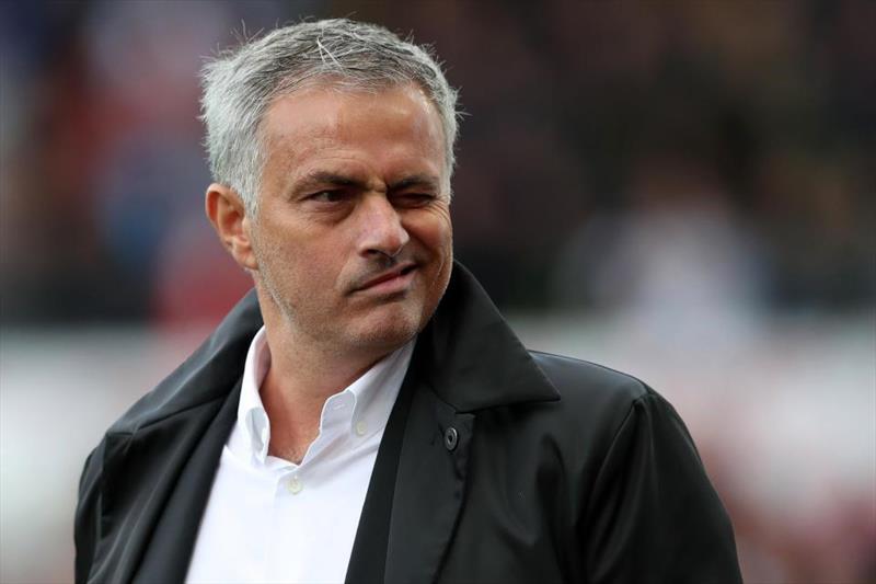Mourinho'dan City'e gönderme