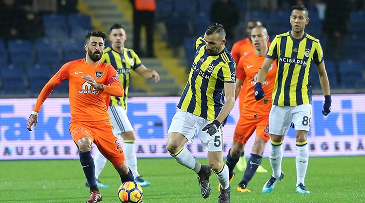 Medipol Başakşehir - Fenerbahçe foto galerisi