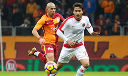 Galatasaray - Antalyaspor foto galeri