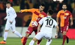 Teleset Mobilya Akhisarspor - Galatasaray foto galeri