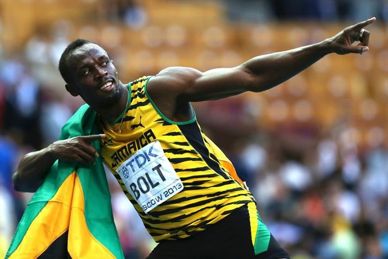 Bolt hayallerine kavuştu!