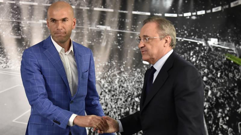 Zidane'ın yerine eski Fenerbahçeli!