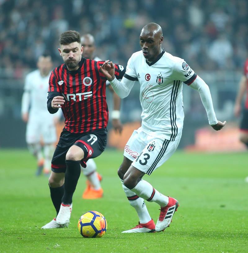 Beşiktaş - Gençlerbirlği foto galerisi