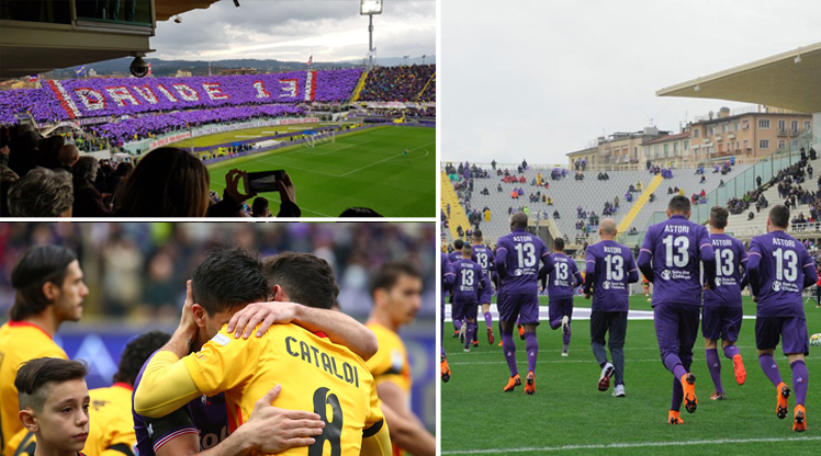 Fiorentina Astori'ye böyle veda etti