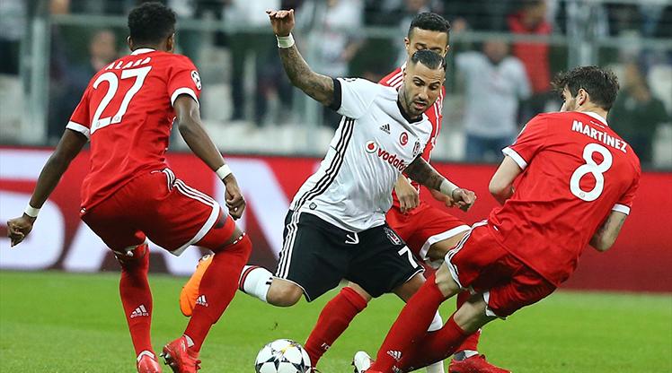 Beşiktaş - Bayern Munih foto galerisi