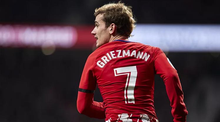 Atletico Griezmann'ı bırakmıyor