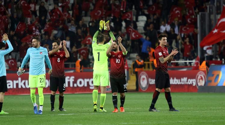 Milliler Antalya'da kaybetmiyor