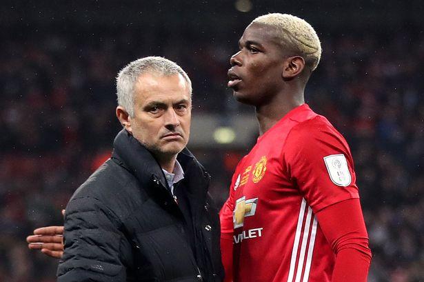 Mourinho Pogba'yı gözden çıkardı!
