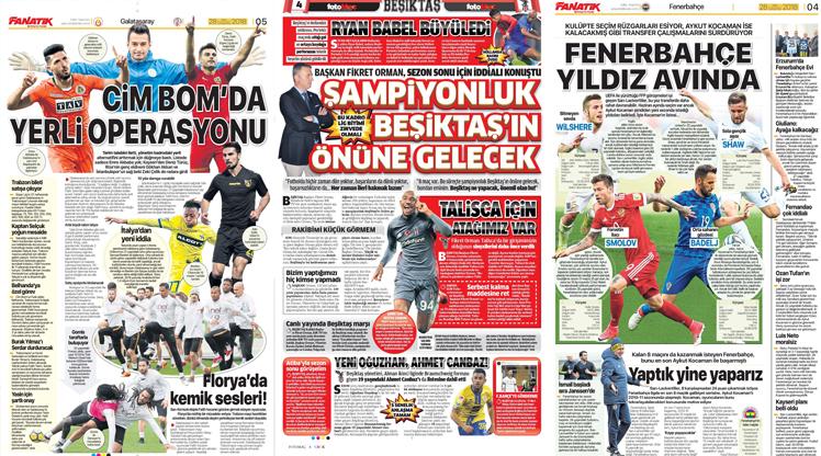28 Mart gazete manşetleri