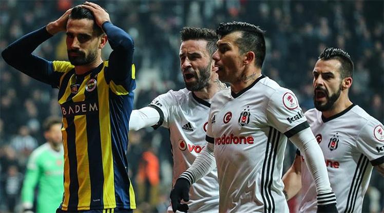 Beşiktaş - Fenerbahçe maçının yorumları