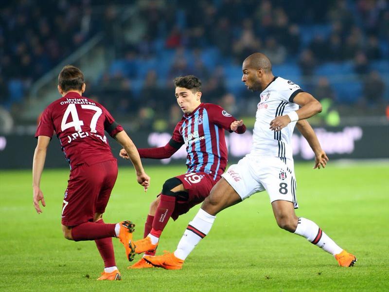 Trabzonspor - Beşiktaş foto galerisi