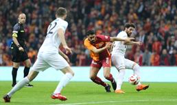 Galatasaray - Teleset Mobilya Akhisarspor foto galeri