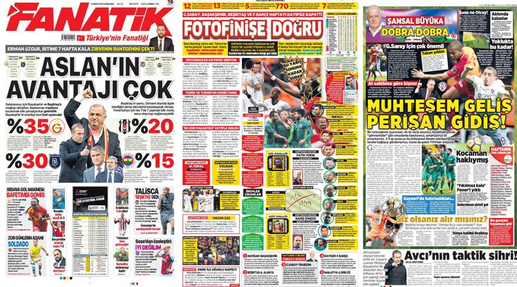4 Nisan gazete manşetleri