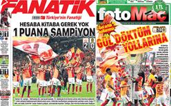 13 Mayıs Gazete Manşetleri